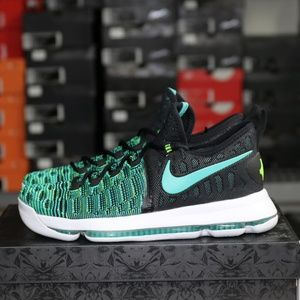 NEW NIKE ZOOM KD 9 843392 300 KEVIN DURANT SZ 12